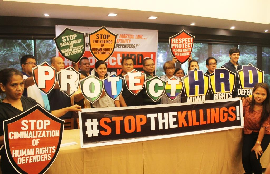 Paramilitary groups, impunity….the entrenched legacies of martial law