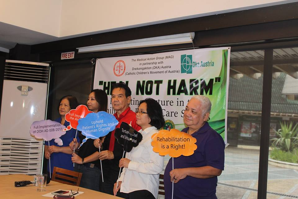 HEAL NOT HARM | Denial of care is torture – former Health secretary
