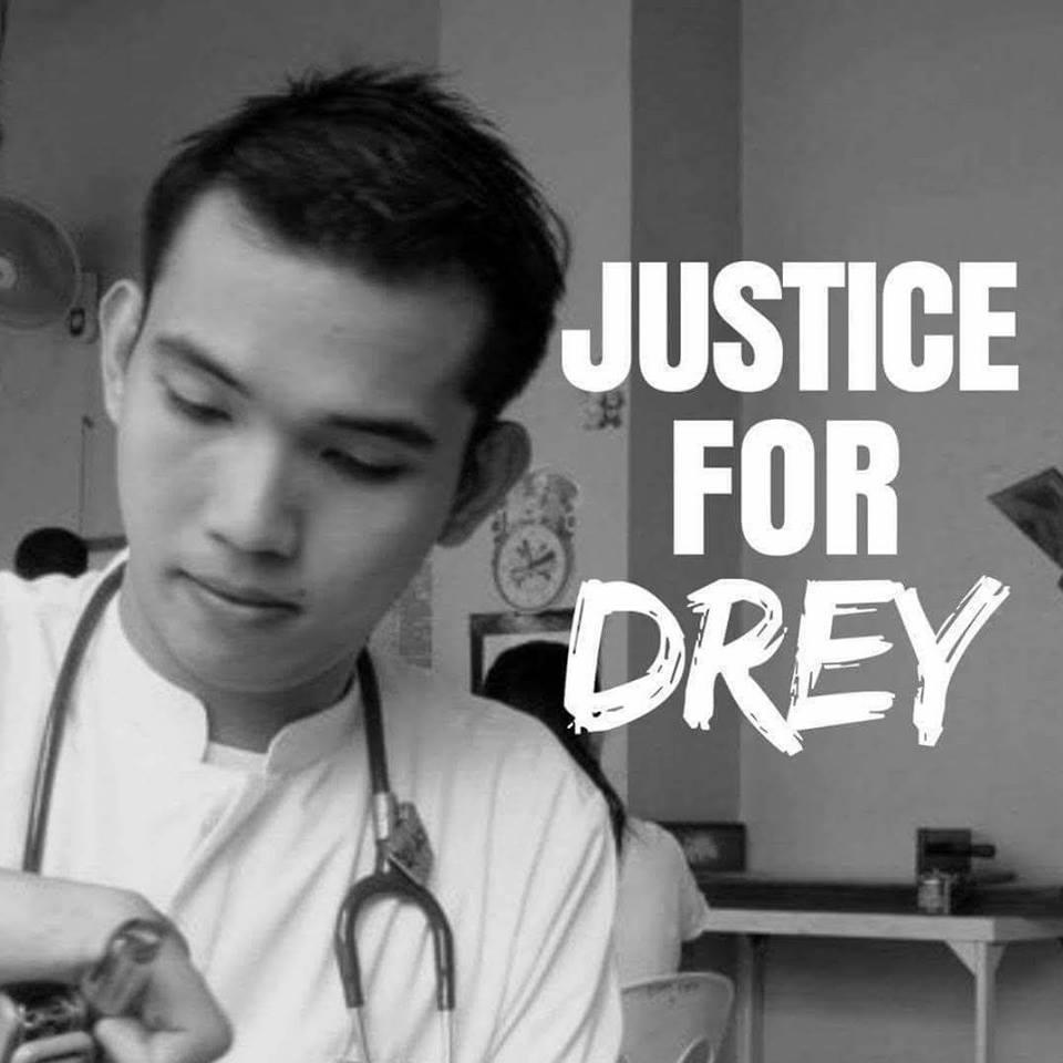 Justice for Dr. Perlas #JusticeForDrey, Protect all medical doctors