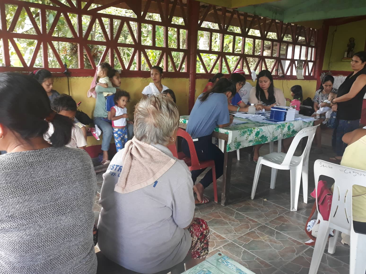 Medical Mission for Human Rights Defenders (HRDs) and their Families