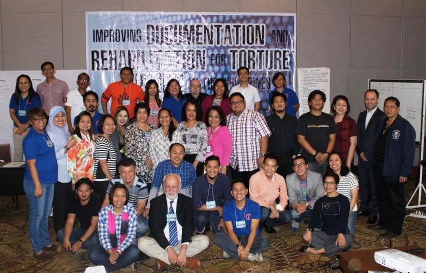 Fighting systemic impunity in the Philippines through rehabilitation and documentation