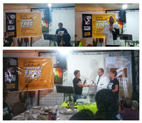 Solidarity Night on the 10th Anniversary of the Anti-Torture Law (Republic Act 9745)
