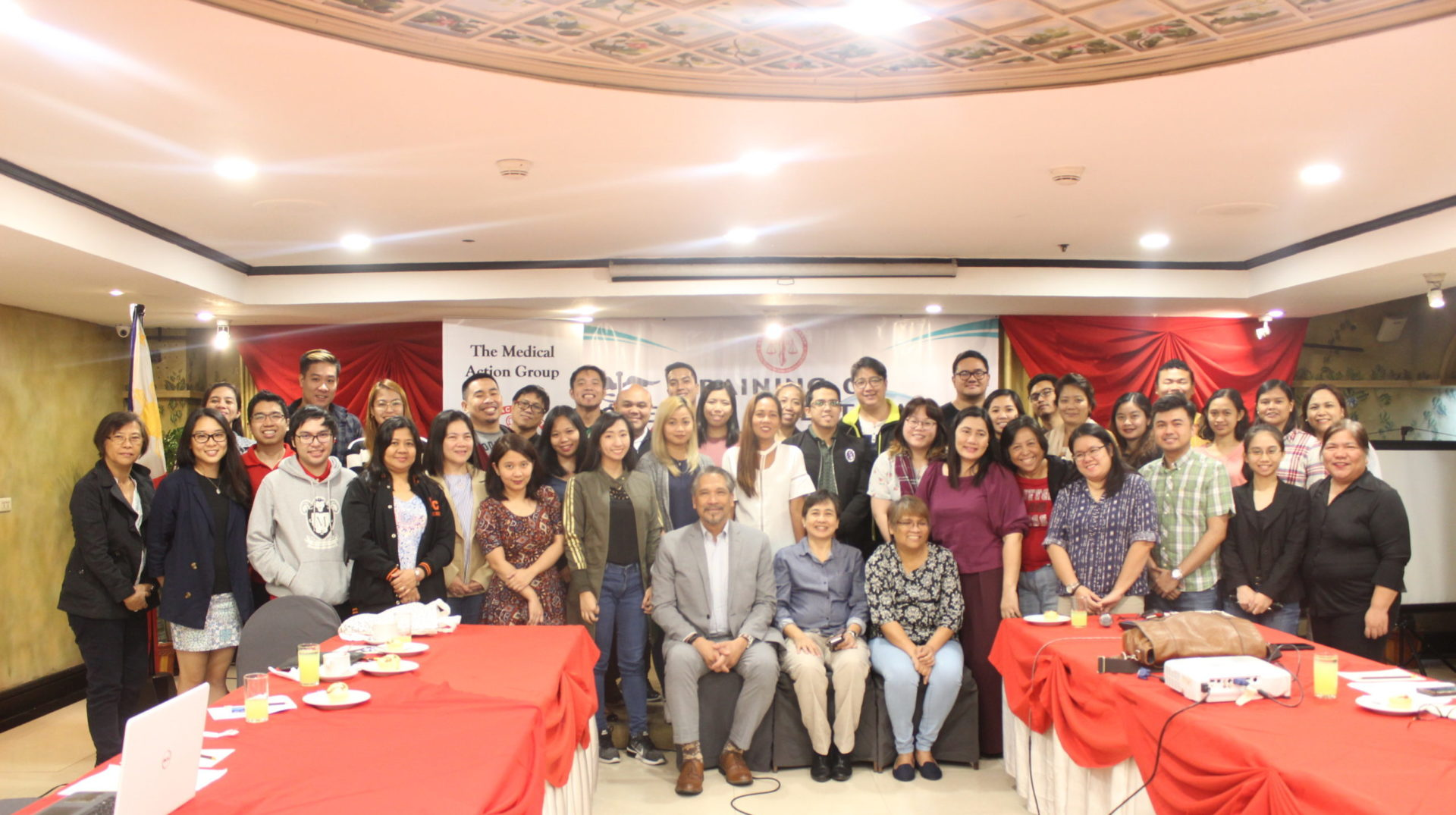 A TRAINING ON FORENSIC INVESTIGATION FOR HUMAN RIGHTS VIOLATIONS
