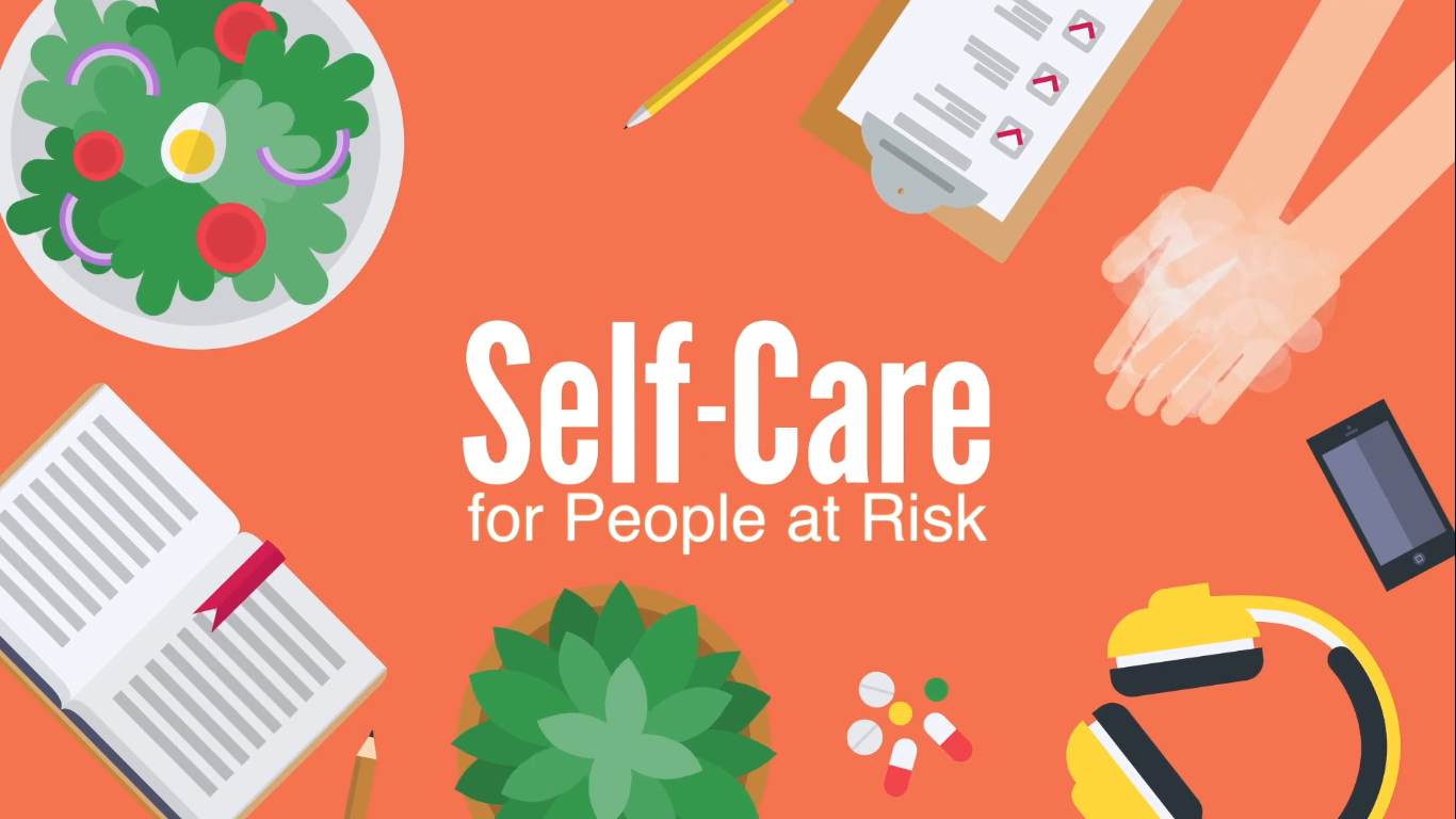 Self-Care for People at Risk