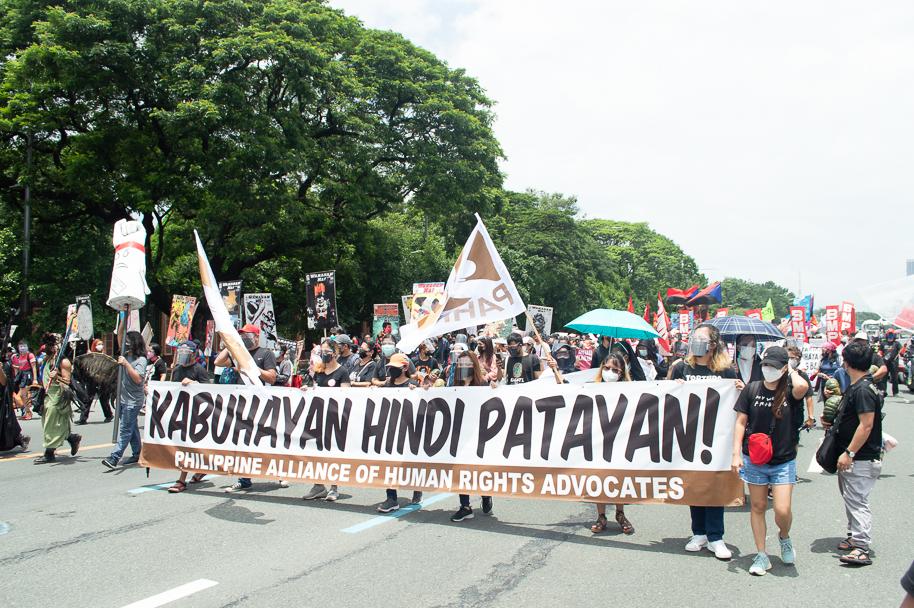 Rehimeng Duterte, Wakasan! Panagutin! #WAKASona